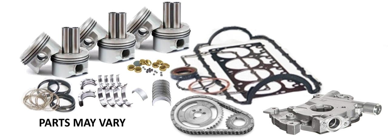 1993 Honda Civic del Sol 1.6L Engine Master Rebuild Kit - EK296AM -2