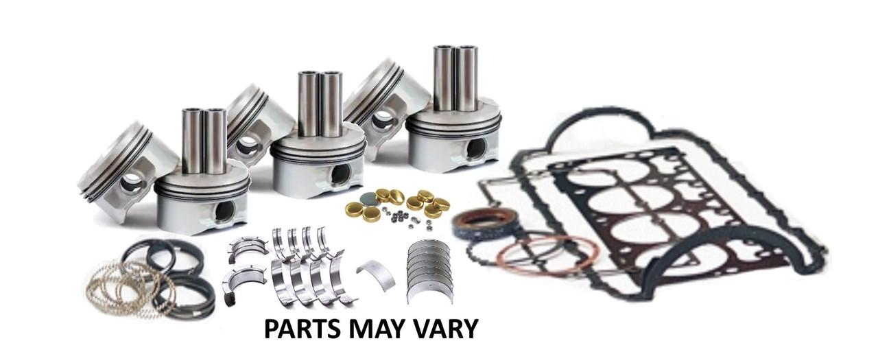 2001 mazda 626 2 5l engine rebuild kit ek455c 4 engine parts only