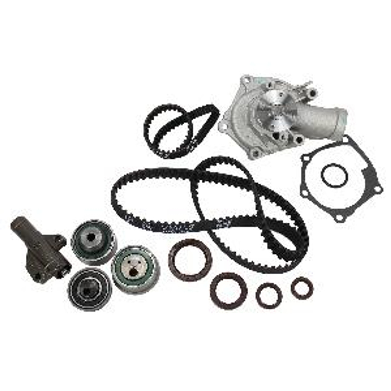 2008 Mitsubishi Eclipse 2.4L Engine Timing Belt Kit with