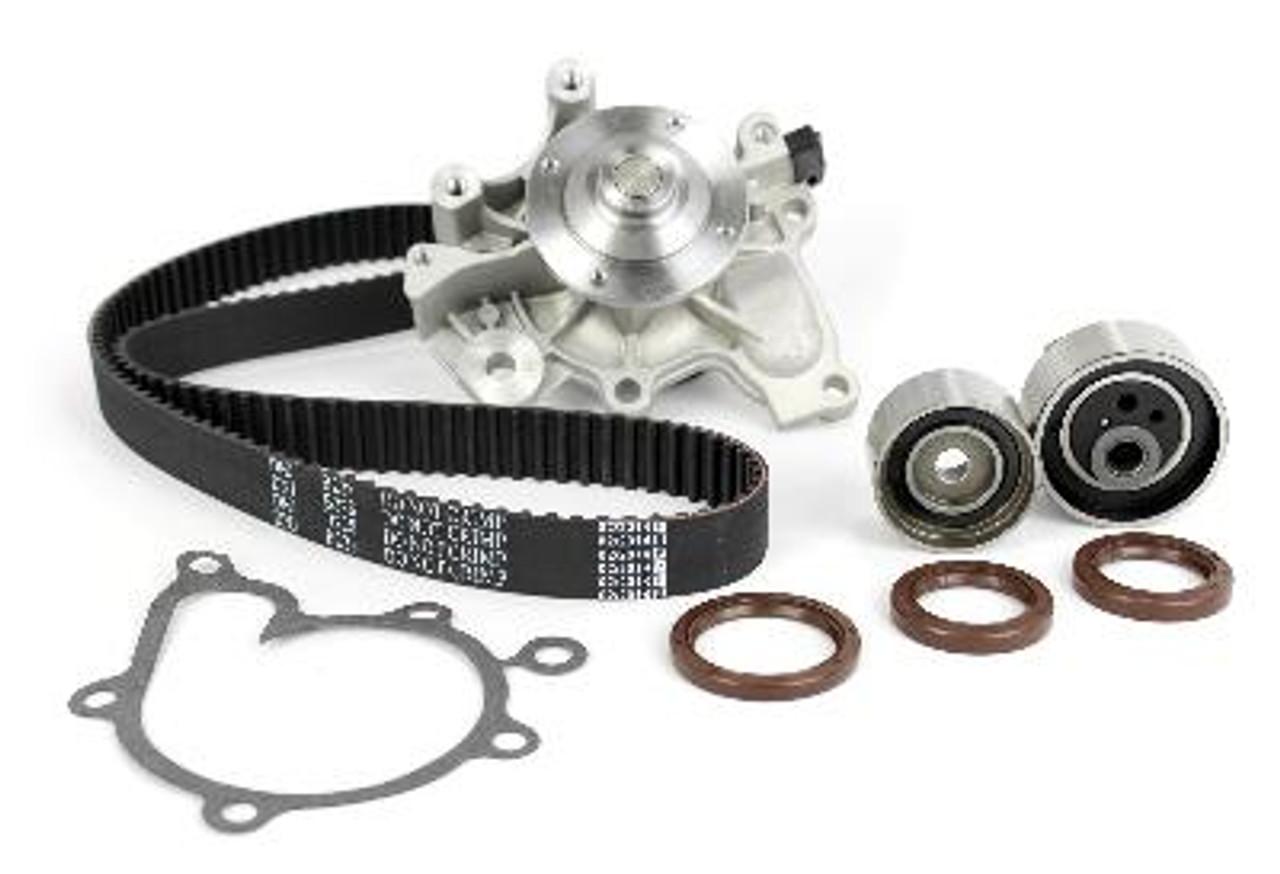 Timing Belt Kit >> 2002 Mazda Protege 2 0l Engine Timing Belt Kit With Water Pump Tbk425wp 22