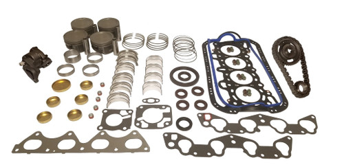 Engine Rebuild Kit - Master - 1.8L 1994 Ford Escort - EK490M.4