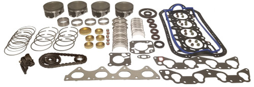 2014 Jeep Wrangler 3.6L Engine Rebuild Kit - Master -  EK1169M.E52