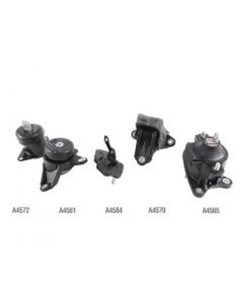 Motor Mount Kit 2.4L 2009 Acura TSX