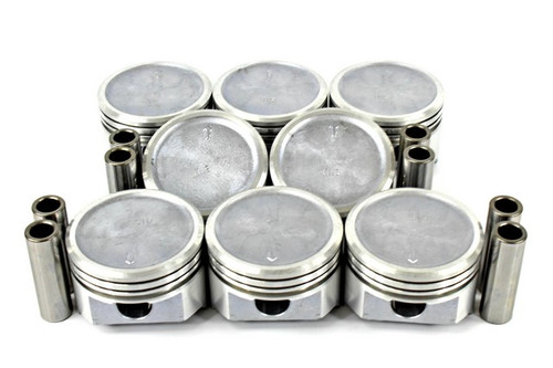 1985 Chevrolet C20 5.0L Piston Set P3108.E7