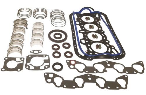 2003 Chevrolet S10 4.3L Engine Rebuild Kit - ReRing - RRK3129A.E60