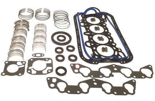 1997 Mazda Protege 1.8L Engine Rebuild Kit - ReRing - RRK490.E21