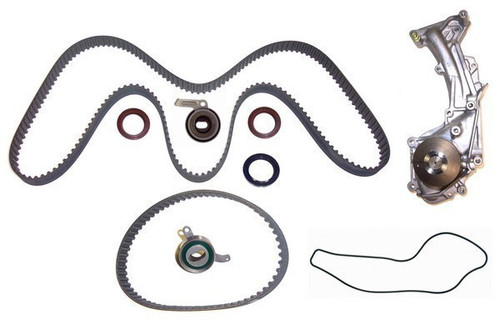 Timing Belt Kit with Water Pump 3.5L 2000 Acura RL