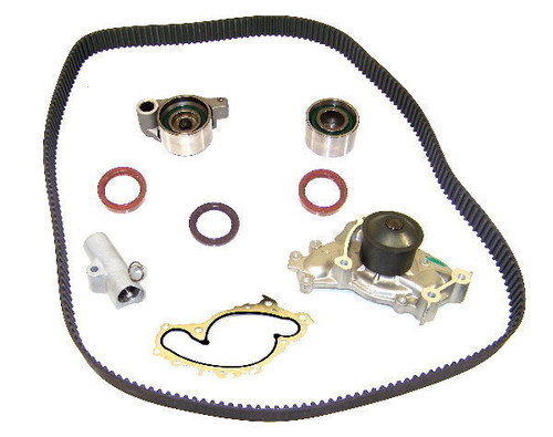 2004 toyota highlander 3 3l engine timing belt kit with water pump