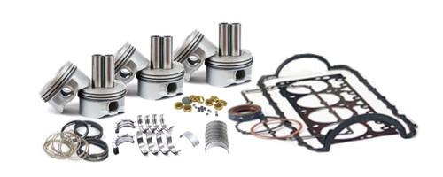 Complete Piston Set For 11-16 Hyundai Kia Elantra Coupe 1.8L DOHC DNJ P193 Std