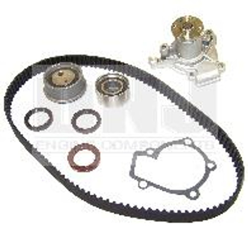2006 Hyundai Elantra 2.0L Engine Timing Belt Kit with Water Pump TBK124AWP  -8 | Hyundai Timing Belt |  | Engine Parts Only