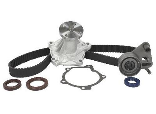 1989 isuzu amigo 2 6l engine timing belt kit with water pump tbk305wp -3