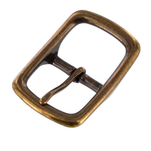 Oak Tan Bridle Leather Classic Stirrup Leather Belt Stainless Steel 32mm Buckle
