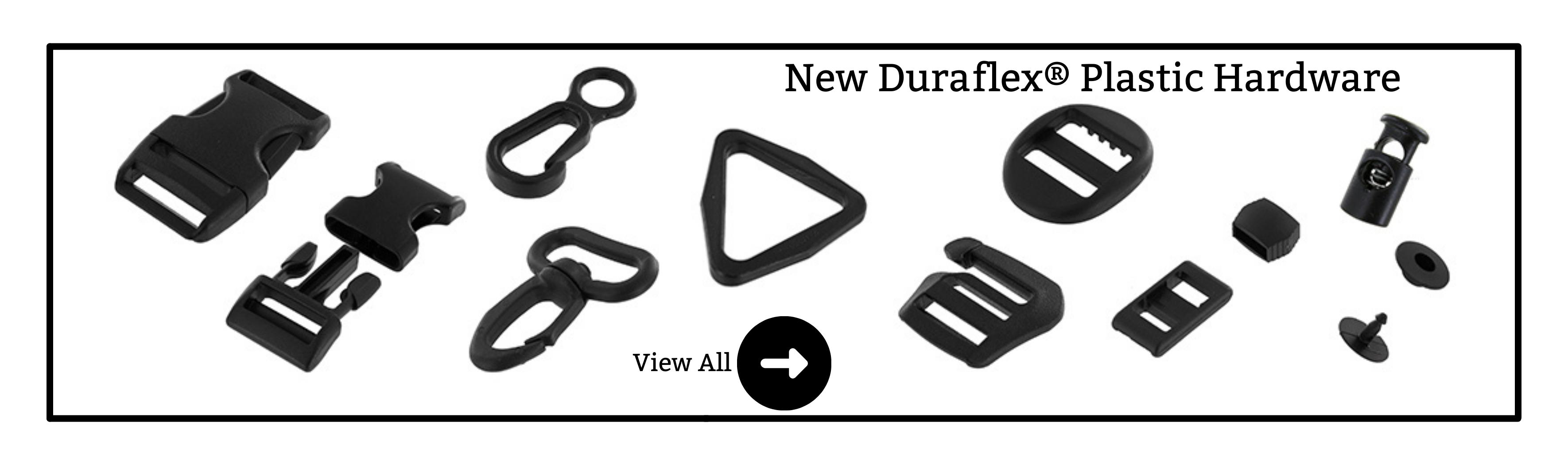 Duraflex Plastic Hardware From Buckleguy