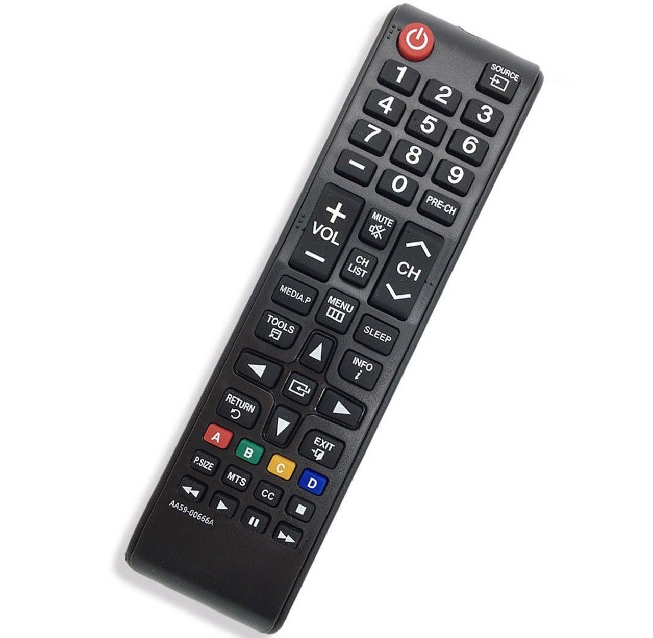 New Replacement Samsung PN58C8000YF PN58C8000YFXZA PN59D550C1F TV Remote Control