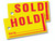 Jumbo Sold/Hold Tags