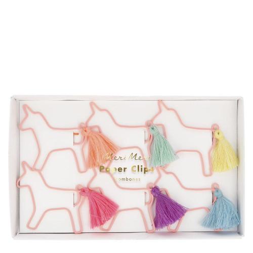 Meri Meri Heart Shaped Paper Clips