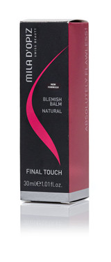 Final Touch Blemish Balm (BB Cream) Natural, 30ml