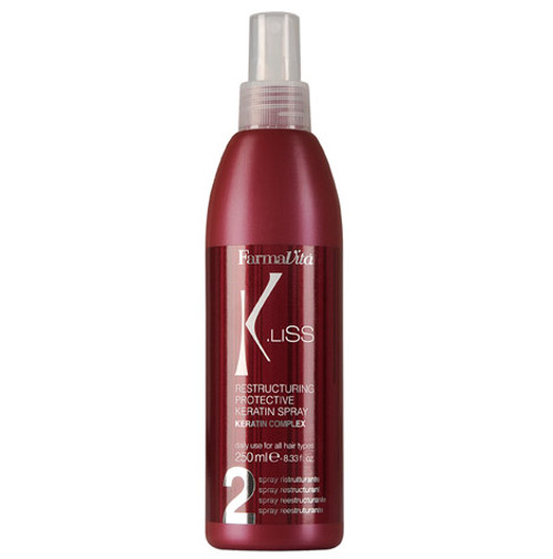 K.Liss Restructuring Protective Keratin Spray 250ml