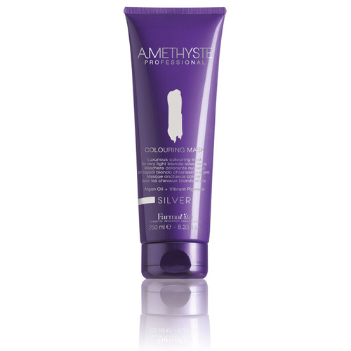 Amethyste Colouring Mask Silver - 250ml