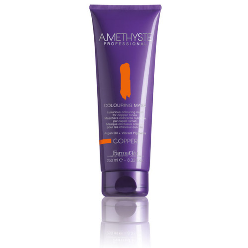 Amethyste Colouring Mask Copper - 250ml