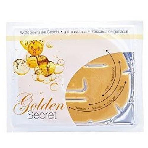 Golden Secret Facial Gel Mask, 1 unit