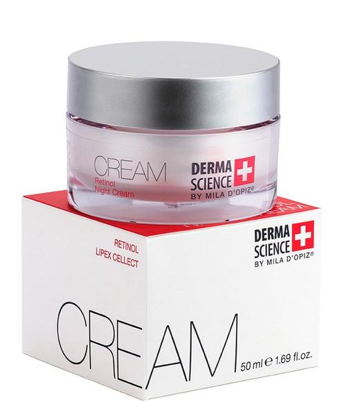 Derma Science Retinol Night Cream 50 ml