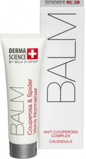 Derma Science Couperosa & Spider Veins Normalizer  75 ml