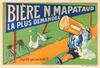 Biere N. Mapataud Bicycle Poster
