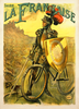 La Francaise Knight Poster