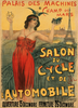 Salon du Cycle Bicycle Poster