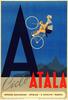 Ciclo Atala Bicycle Poster