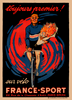 France-Sport Bicycle Poster