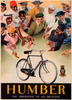 Humber The Aristocrat of All Bicycles Poster