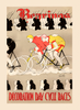 Bearings - Decoration Day Races Bicycle Poster by Charles A. Cox