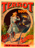 Terrot Dijon Cycles Poster by Francisco Tamango