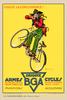 BGA Bicycle Poster