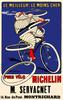 Pneu Velo Michelin Poster