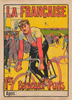 La Francaise Bordeaux-Paris Vintage Bicycle Race Poster