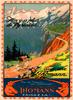 Thomann 1925 Vintage Tour de France Bicycle Poster Print