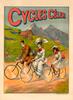 Cycles Celer Vintage Bicycle Poster Prints by Louis Brau