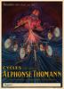 Cycles Alphonse Thomann Vintage Bicycle Poster Print