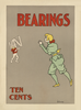 Bearings - Ten Cents Bicycle Poster