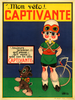 Captivante Poster