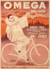 Omega Sans Chaine Bicycle Poster