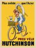 Pneu Velo Hutchinson Poster