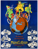 Monet & Goyon Bicycle Poster by MICH