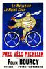 Pneu Velo Michelin Bourcy Poster