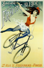Societe La Francaise Bicycle Poster