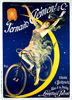 Fernand Clement Bicycle Poster by PAL