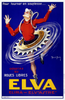 Elva Bicycle Poster